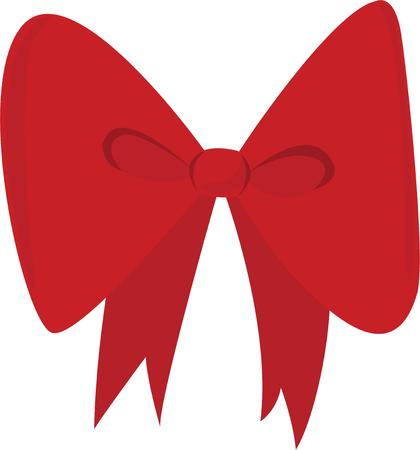 riband: Decorate any project with a lovely bow. Illustration