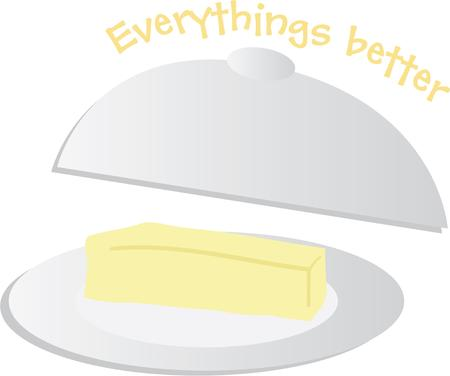 pat: Good cooks all know that butter makes every dish better.