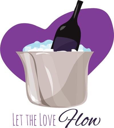 Share this design with your Valentine project. Vector