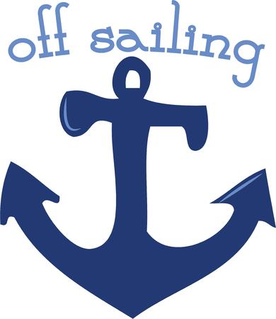 mooring anchor: Boaters and sailors will have fun with this anchor.