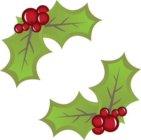 ilex: Have some holly for Christmas.