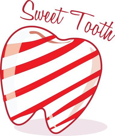 everybody: Everybody has a sweet tooth. Illustration