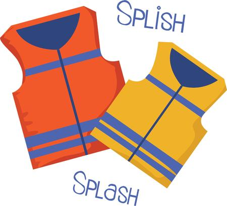 lifejacket: Always wear a life jacket to save a life on the water.