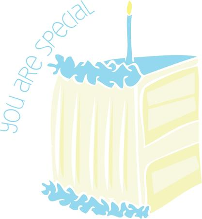 everyone: Everyone wants a piece of birthday cake.