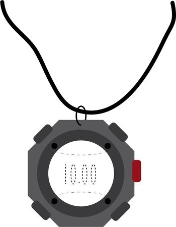 your: Use this sports watch for your athletic project.