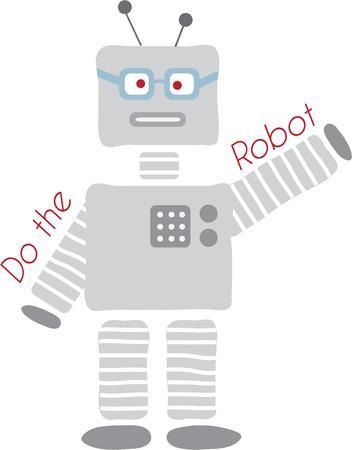 kumpel: Dieser Spa�-Roboter-Entwurf ist f�r Ihre liebevolle scifi pal.