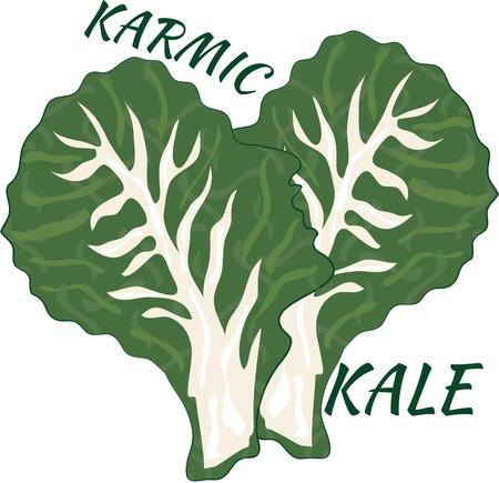 ravizzone: Enjoy fresh veggies with some kale.