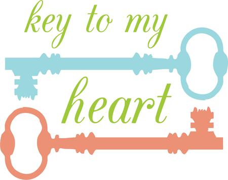 latchkey: Use keys to unlock all your desires.