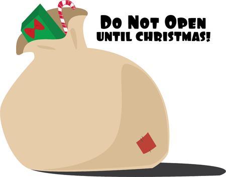 toy sack: Ayuda a Santa a entregar los regalos con un saco de regalos.
