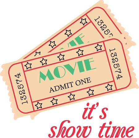 stub: Have tickets to your favorite movie whenever you want them.