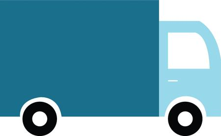 hauler: A truck driver will like to show their love for the road with a little truck.