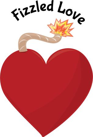 love blast: Show your valentine how much you care with explosion.