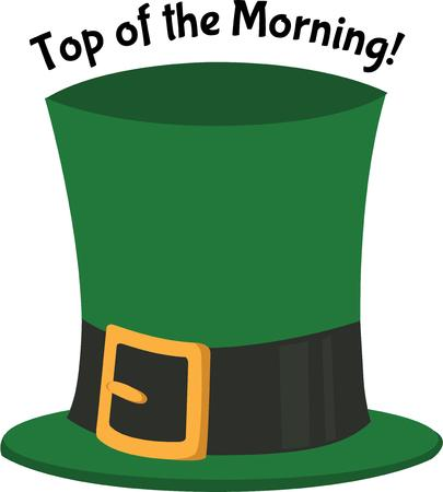 st paddy s day: Have the luck of the Irish with a leprechaun hat.