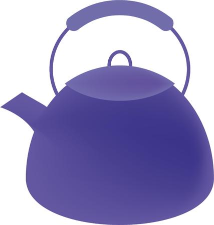 drink tools: Serve Tea instyle with this Tea Pot.