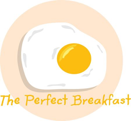 fried: Fried eggs are a great breakfast food.
