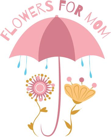 brolly: Give your mother these beautiful flowers to show you how much you love her.