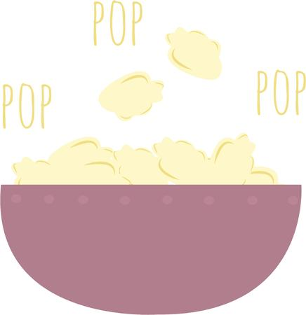 snack time: Make this popcorn for a perfect snack time treat.