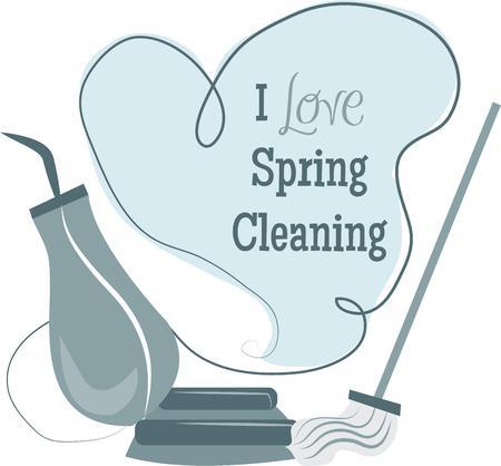 spazzatrice: Rendere pulizie pi� divertente con un vuoto carino e scopa. Vettoriali
