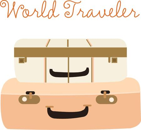 valise: Make a travel project with some great luggage.
