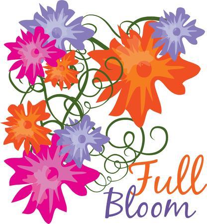swish: Beautiful flowers are always a wonderful decoration.