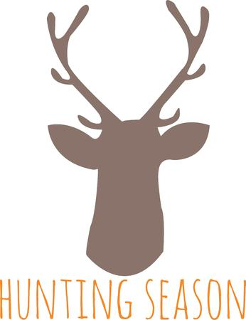 whitetail deer: Hunters would love to have this as a trophy.