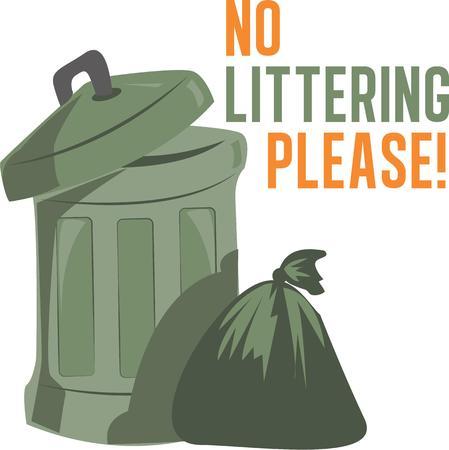 botar basura: Utilice este contenedor de basura en su proyecto tirar basura. Vectores