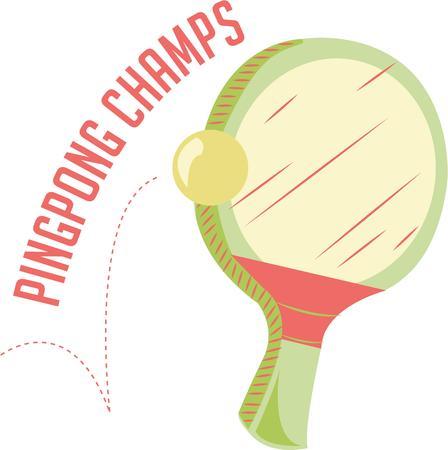 indoor sport: Ping pong is a fun indoor sport.