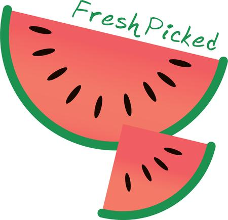 picked: Use this slice for your summer fun
