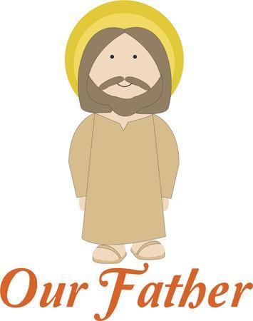 messiah: Fare un progetto religiious con l'immagine di Ges� Cristo. Vettoriali