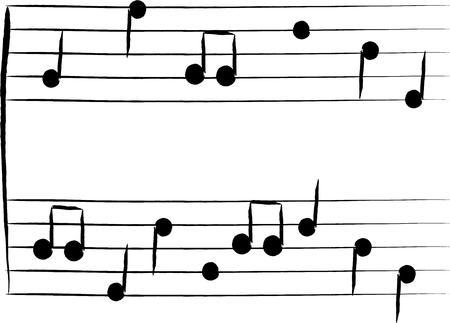 tune: Use this musical design for your favorite musician.