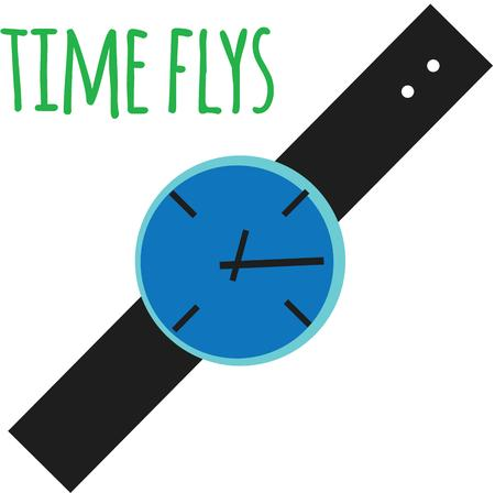 accessoire: Utilisez cette montre accessoire pour votre projet � temps.