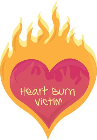 flame letters: Keep love in your heart. A life without it is like a sunless garden when the flowers are dead