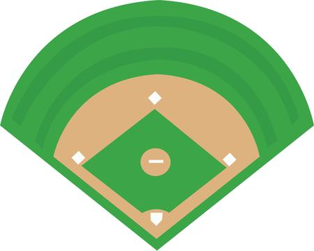 ball park: Never in the field of human conflict was so much owed by so many to so few. Illustration