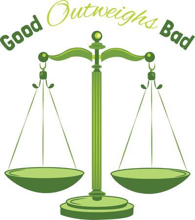 outweighs: Utilice estas escalas para su proyecto de justicia.