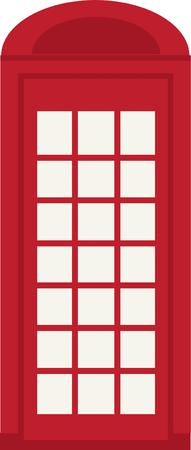 phonebooth: use this phonebooth  design to contact.