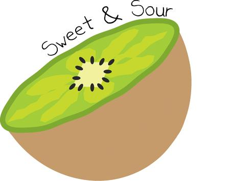 plantain: The fruit of your own hard work is the sweetest. Illustration
