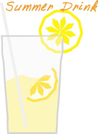 prepare: use this lemonaid design to prepare soft drink