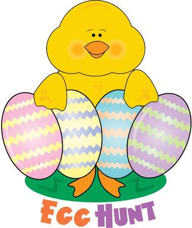meant: Pasqua � destinata ad essere un simbolo di rinnovamento speranza e di vita nuova. Vettoriali