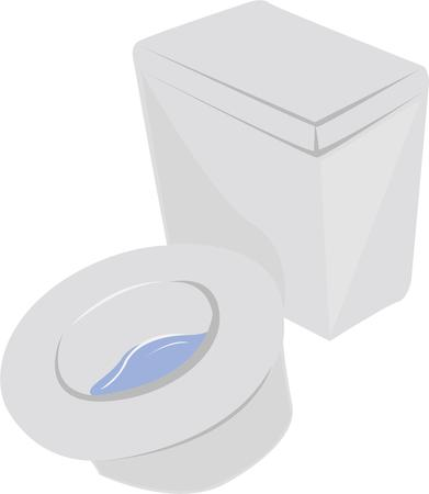 redecorate: Use this toilet base design to redecorate your bathroom.