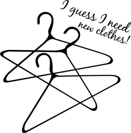 laundry hanger: Cuelga tu abrigo para mantenerla clean.Pick aquellos dise�o de molino de viento