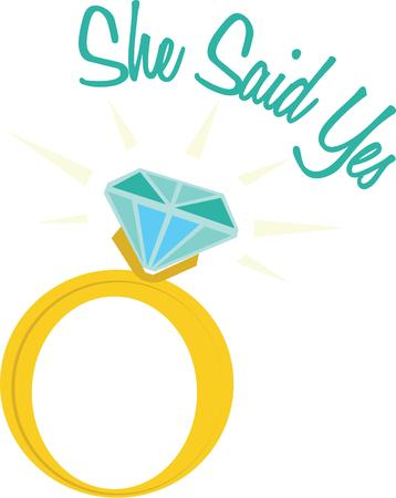 everlasting: Use this diamond ring design to express your everlasting love