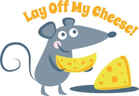 mouse trap: Do you want to catch the Mouse Keep ready your trap with some Cheese and you will be successful. Illustration