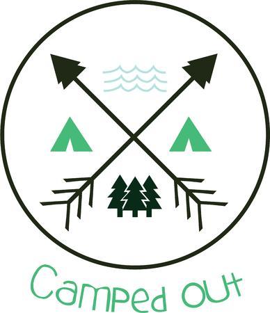楽しんで: Enjoy the Camping and have fun