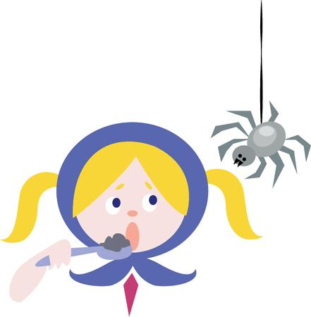 came: Use this cute Muffet design for your Clothing and Accessories.