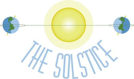 equinox: Celebrate the solstice and equinox with this solar system.