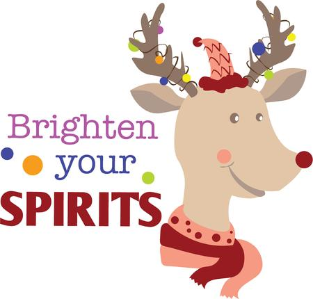 rudolph the red nosed reindeer: This design will make a wonderful Christmas decoration.