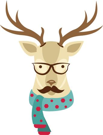 vixen: This design will make a wonderful Christmas decoration.