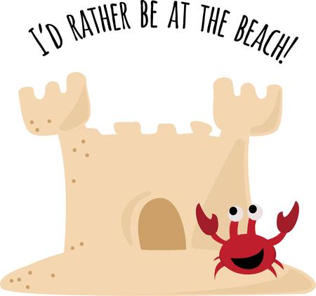 special event: sand castles bring a magical touch to your special event