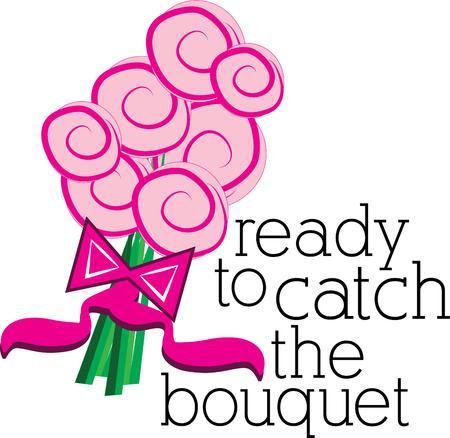 decoracion boda: Un precioso ramo de flores es una gran decoraci�n de la boda.