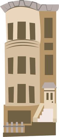 콘도: Make a nice brownstone for a housewarming gift.
